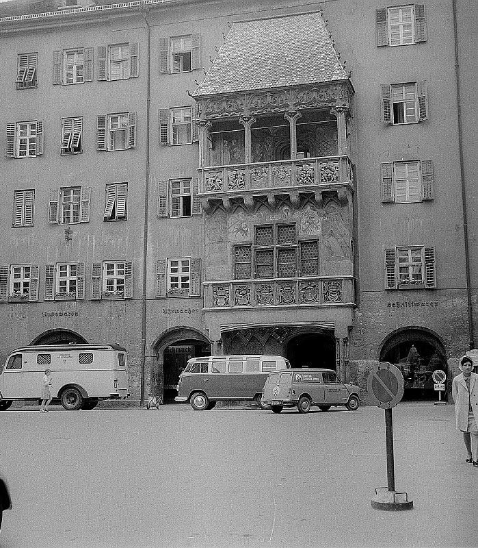 Tettuccio d'Oro nel 1965