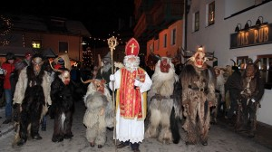 Nikolaus-Krampus-Grossarl-Advent