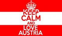 Keep calm - Love Austria
