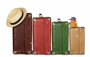 valigia vacanza